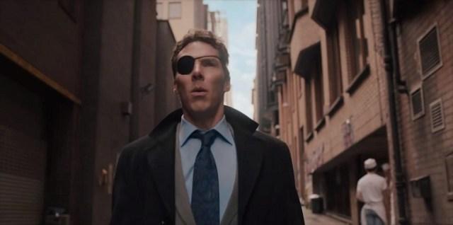 Benedict Cumberbatch - El Palomitrón