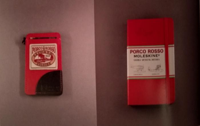 'Biblioteca Studio Ghibli Porco Rosso', de Manu Robles Galería 11 - El Palomitrón