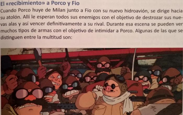 'Biblioteca Studio Ghibli Porco Rosso', de Manu Robles Galería 9 - El Palomitrón