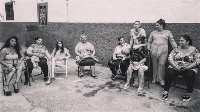 Carmen y Lola - Gitanos - El Palomitrón