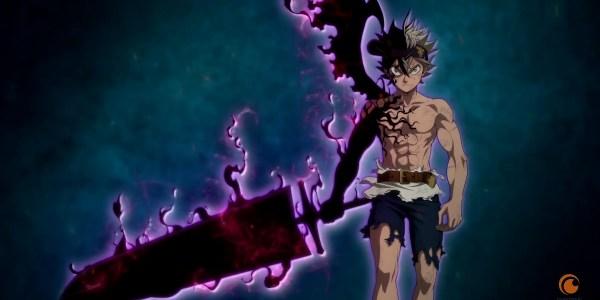 El anime Black Clover continuará su emisión en otoño destacada - el palomitron