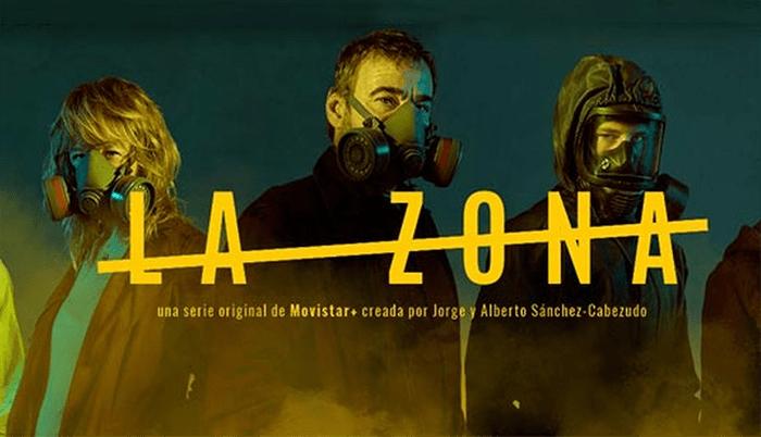 FICCION MOVISTAR 2018 LA ZONA - EL PALOMITRÓN