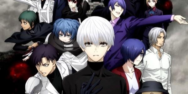Fecha de estreno de la segunda temporada de Tokyo Ghoulre destacada - el palomitron