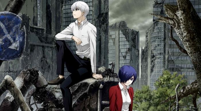 Fecha de estreno de la segunda temporada de Tokyo Ghoulre principal - el palomitron
