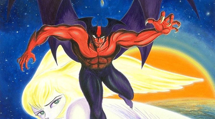 Licencias de la Japan Weekend Madrid 2018 devilman - El Palomitrón