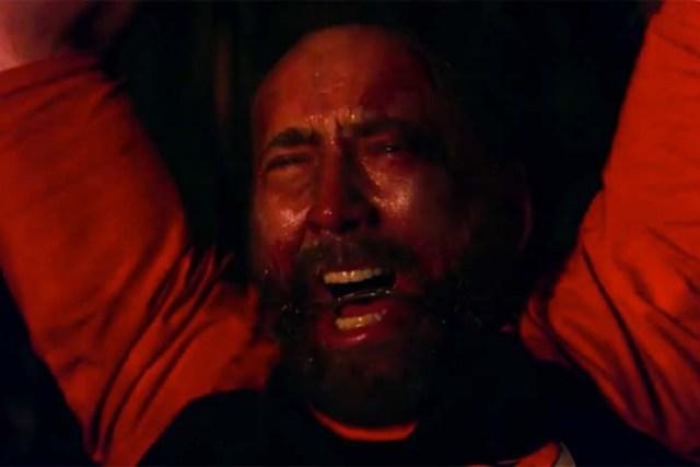 Nicolas Cage- Mandy- El Palomitron