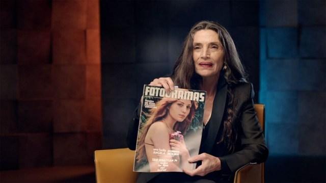 Querido Fotogramas Ángela Molina - El Palomitron