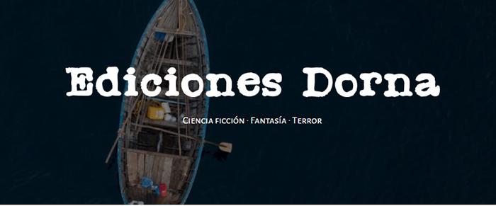 Cabecera Ediciones Dorna- El Palomitrón