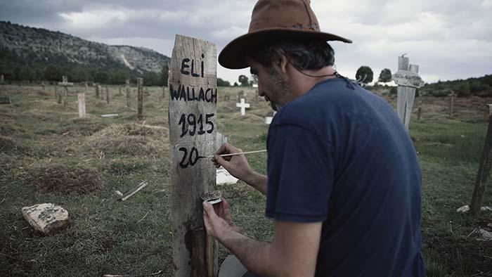 Desenterrando Sad Hill-Homenaje- El Palomitrón