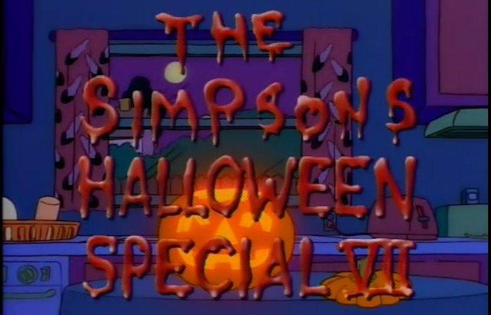 Especial de Halloween los Simpson VII parte 4 - El Palomitrón