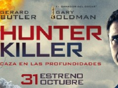 Hunter Killer La caza en las profundidades - El Palomitrón