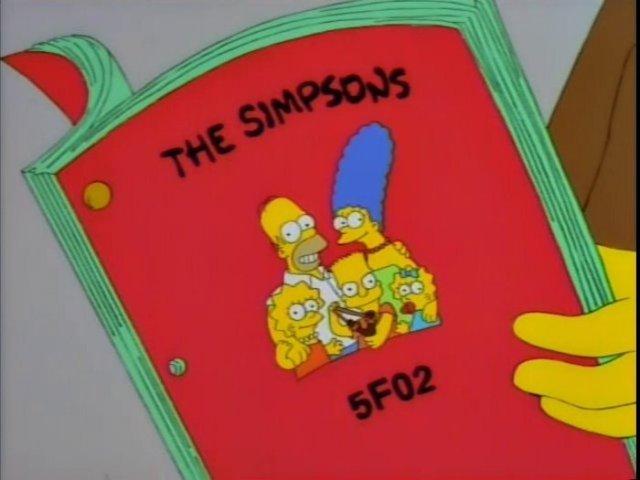 Los Simpson guion especial halloween casa arbol del terorr – El palomitron