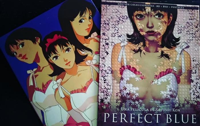 edición coleccionista de Perfect Blue Galería 2 - El Palomitrón