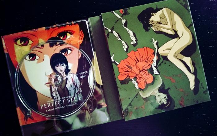 edición coleccionista de Perfect Blue Galería 5 - El Palomitrón