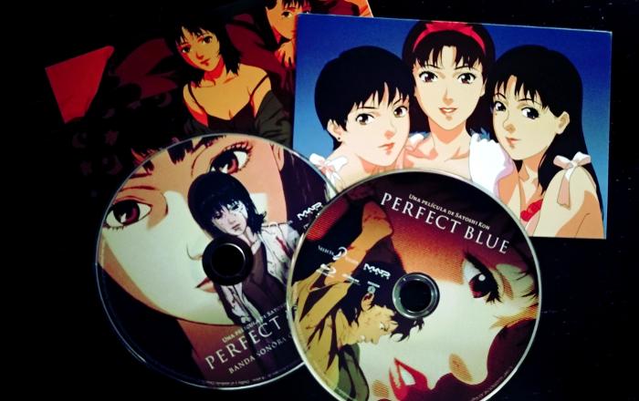 edición coleccionista de Perfect Blue Galería 7 - El Palomitrón