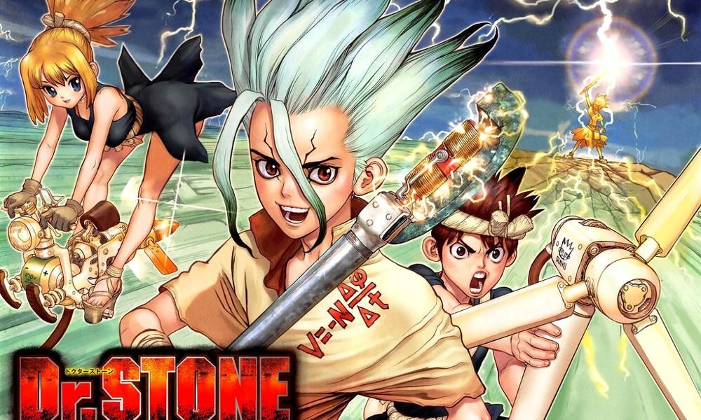 Fecha de estreno del anime de Dr. Stone destacada - El Palomitrón