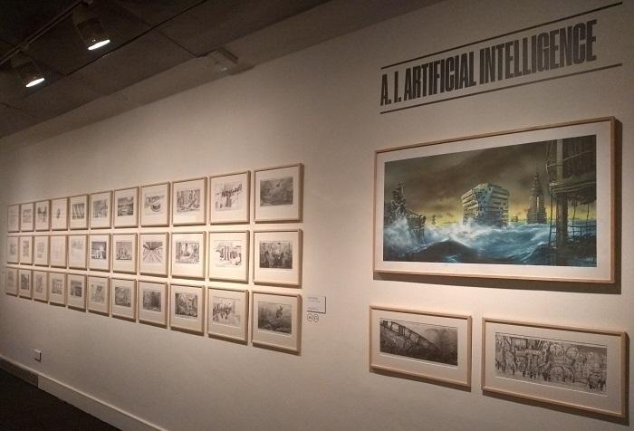 IA Stanley Kubrick - El Palomitrón