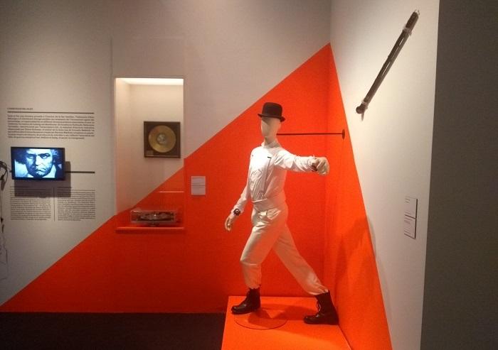 La naranja mecánica Stanley Kubrick - El Palomitrón