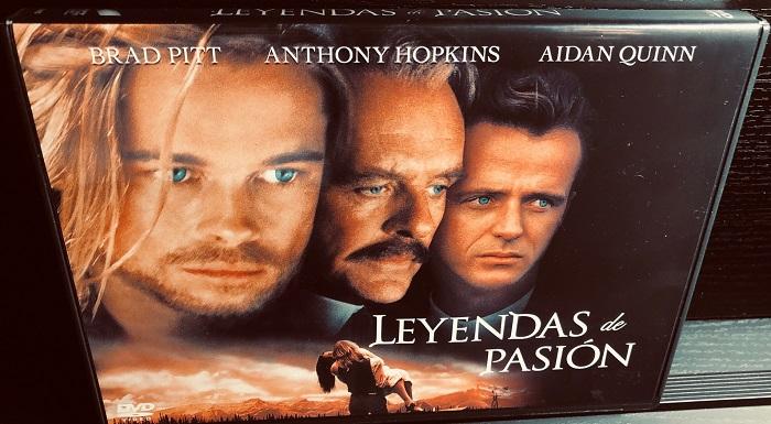 Leyendas de pasión DVD El palomitrón