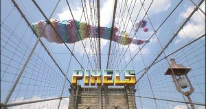 Pixels - El palomitrón
