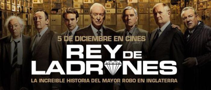 Rey de ladrones - El Palomitrón cine