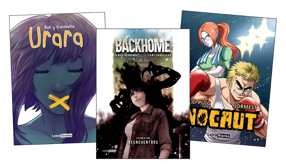 licencias Letrablanka XXIV Salón del Manga de Barcelona destacada - el palomitron
