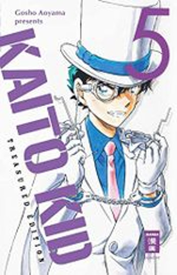 licencias Planeta Cómic XXIV Salón del Manga de Barcelona Magic Kaito #5 - El Palomitrón