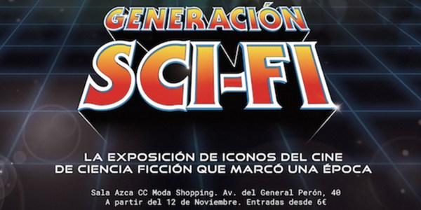 EXPOSICIÓN GENERACIÓN SCI-FI PORTADA- EL PALOMITRÓN