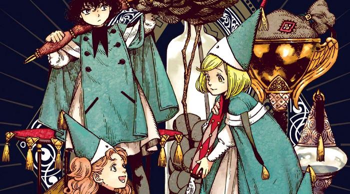 Los mejores mangas de 2018 Atelier of Witch Hat - El Palomitrón