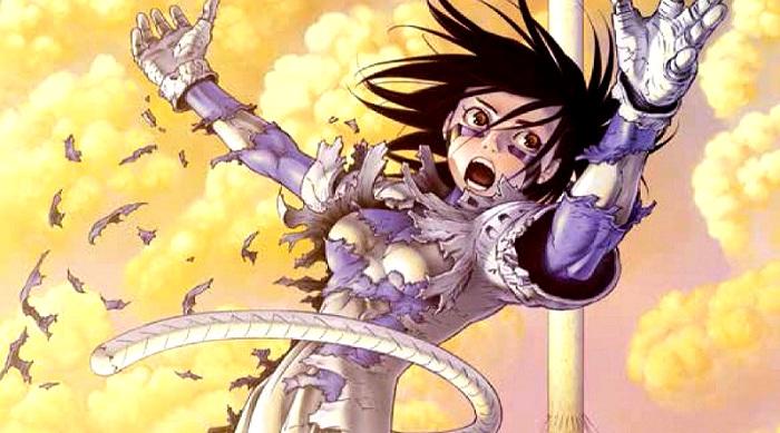 Los mejores mangas de 2018 GUNNM Battle Angel Alita - el palomitron