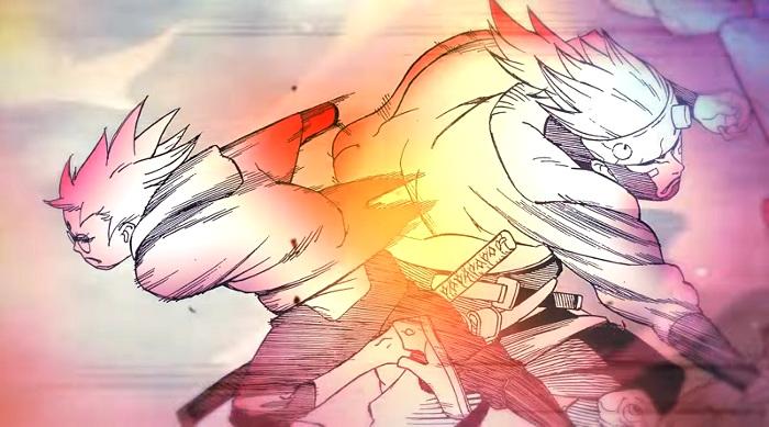 Samurai 8, el nuevo manga de Masahi Kishimoto principal - el palomitron