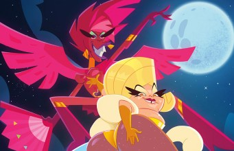 Super Drags animación para adultos 2.0 – El Palomitron