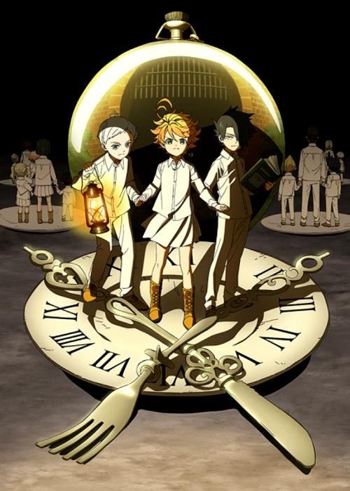 anime de The Promised Neverland imagen promocional ok 2 - El Palomitrón