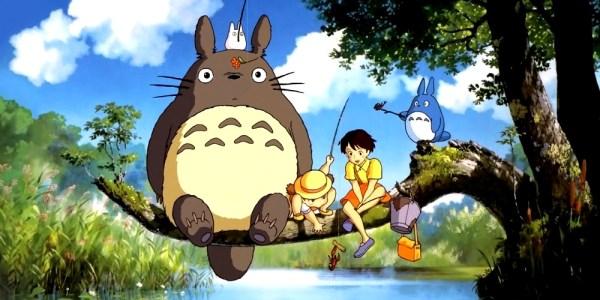 estreno de Mi vecino Totoro en España destacada - El Palomitrón