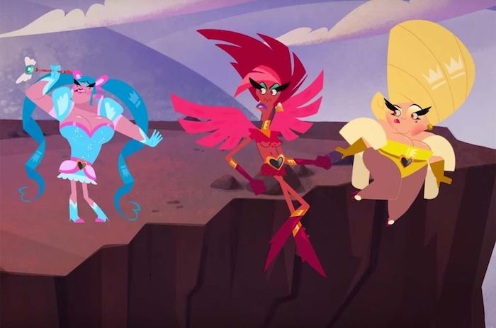 super drags netflix animacion – el palomitron
