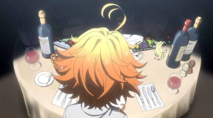 Crítica del anime de The Promised Neverland Emma 2 - el palomitron