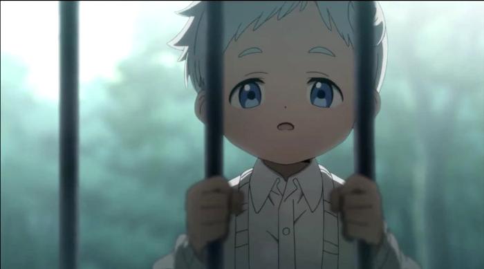 Crítica del anime de The Promised Neverland pequeños 1 - el palomitron