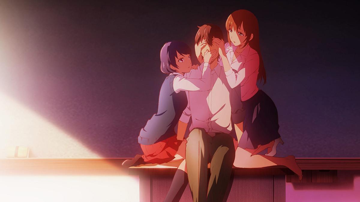 Image result for domestic na kanojo anime