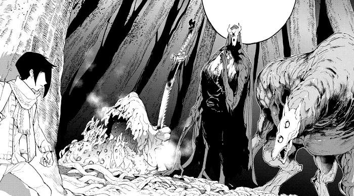 Reseña de The Promised Neverland #5 Ray VS Demonios - El Palomitrón