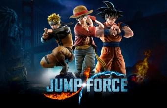 Lista de trofeos Jump Force destacada - El Palomitrón