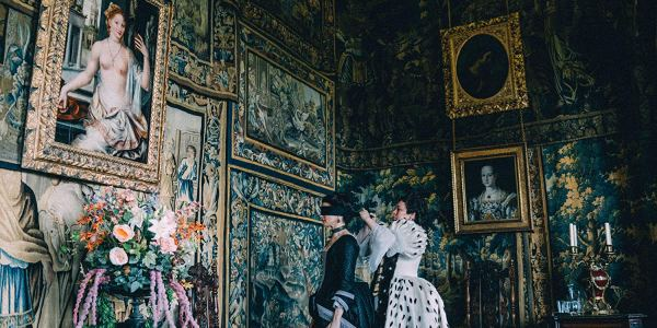 Portada mujeres de la corona británica – El Palomitrón