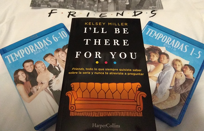 RESEÑA I'LL BE THERE FOR YOU KELSEY MILLER - EL PALOMITRÓN