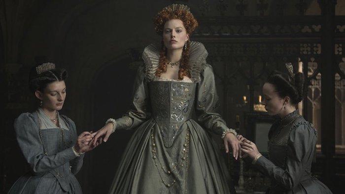 Reina Isabel María, Reina de Escocia – El Palomitrón