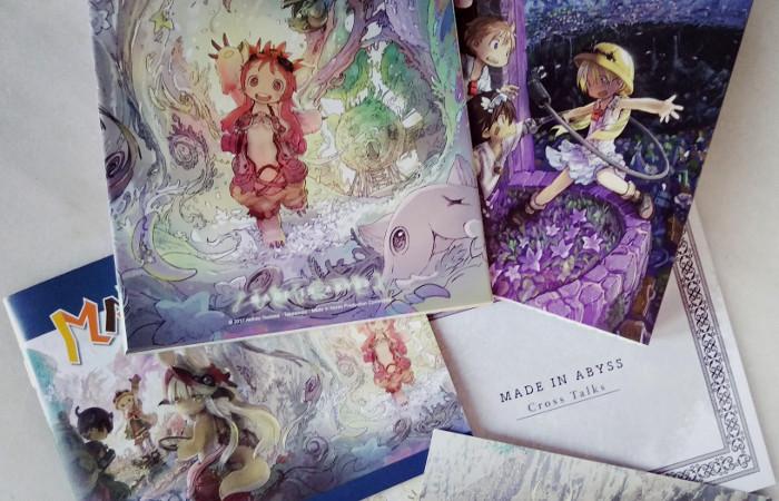 edición coleccionista de Made in Abyss Galería 3 - El Palomitrón