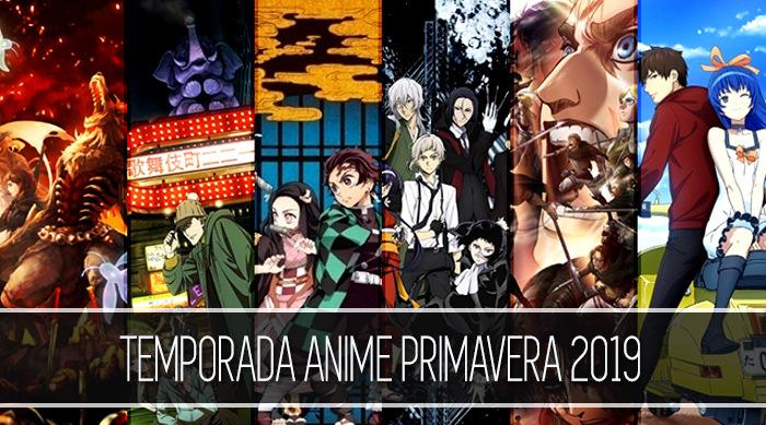 Banner lateral temporada anime primavera 2019 - El Palomitrón