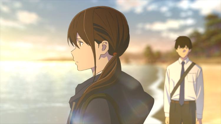 Crítica de Quiero comerme tu páncreas Sakura en la playa - El Palomitrón