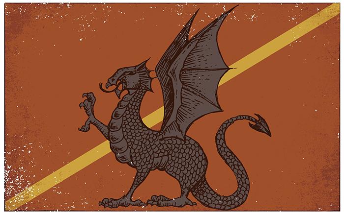Resultado de imagen de reseña el orgullo del dragon