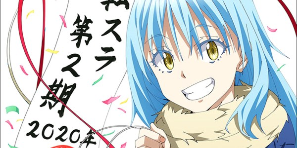 Fecha de estreno segunda temporada de That Time I Got Reincarnated as a Slime destacada - El Palomitrón