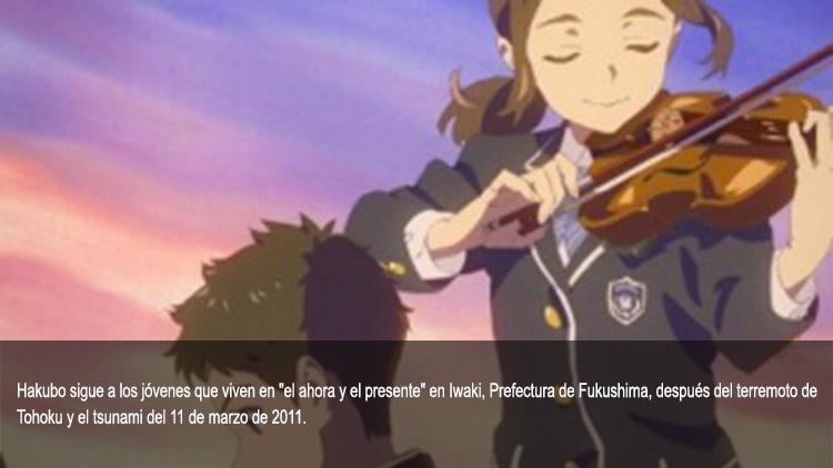 Guía de anime primavera 2019 Hakubo - El Palomitrón