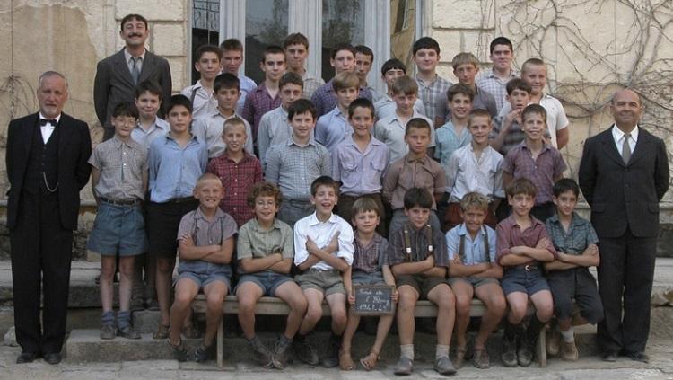 Los chicos del coro - El Palomitrón